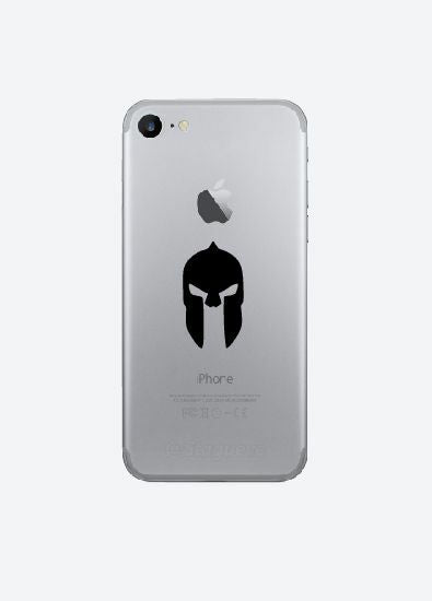 3x Spartan cell phone Vinyl Decal