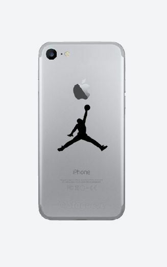 3x Jordan cell phone Vinyl Decal-Fun Fare Decals