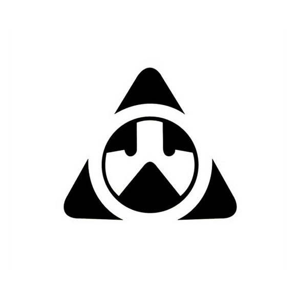 Magpul Triangle Logo Sticker Decal 3