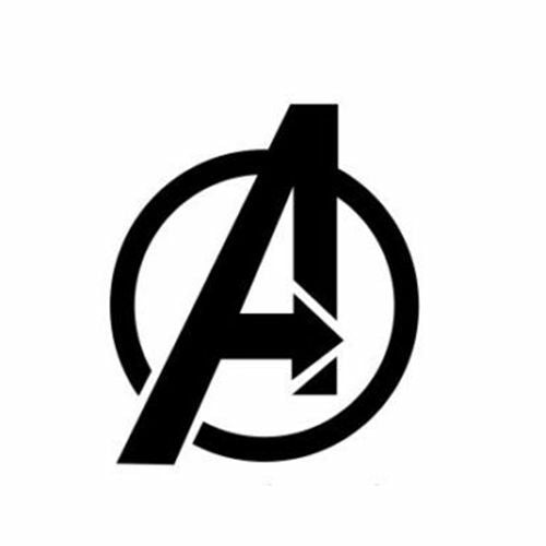 Avengers Sticker-Fun Fare Decals