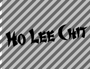 Ho Lee Chit v2 Car Decal Funny Car Vinyl Sticker JDM Racing Turbo Stance Illest-Fun Fare Decals