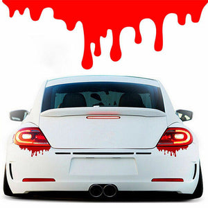 2x Bleeding Vinyl Decal-Fun Fare Decals