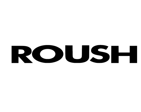 2x Ford ROUSH Racing Vinyl Decal