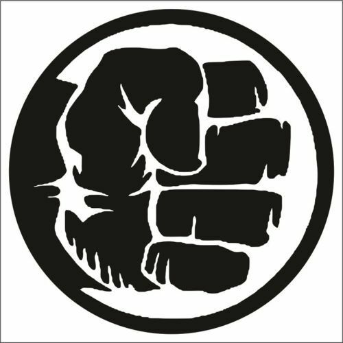 Hulk Fist Die cut Vinyl Decal-Fun Fare Decals