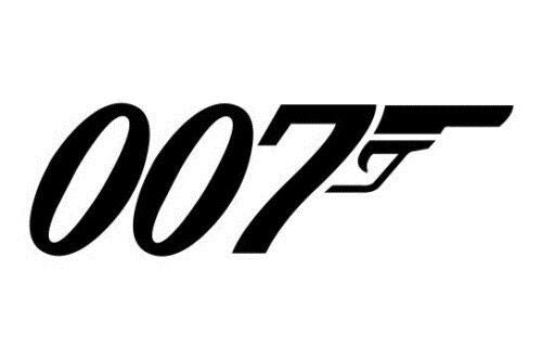 007 James Bond Sticker-Fun Fare Decals