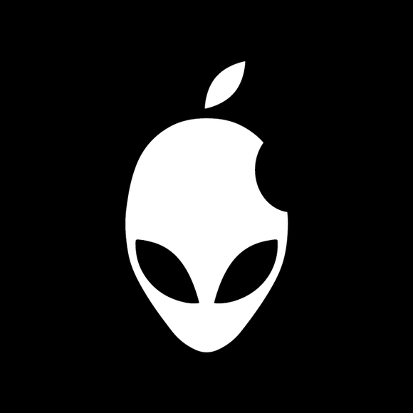 Alienware Vinyl Decal-Fun Fare Decals