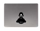 Airbender Aang's Avatar Die cut Vinyl Decal