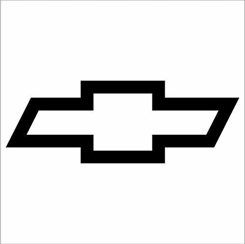 Chevy bowtie Die cut Vinyl Decal