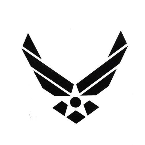 Air Force Die Cut Vinyl Decal Sticker