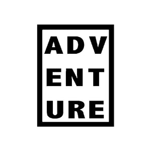Adventure Rectangle-Fun Fare Decals