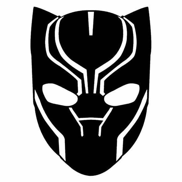 Black Panther-Fun Fare Decals