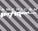 American INFIDEL GUN Decal-Fun Fare Decals