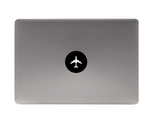 Airplane Die cut Vinyl Decal