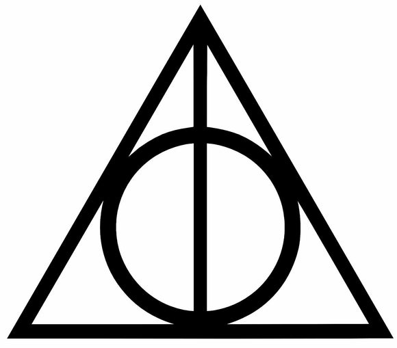 Harry Potter Vinyl Decal-Fun Fare Decals