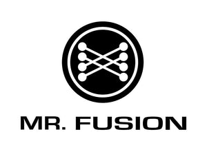 MR. FUSION Sticker Die Cut Decal Self Adhesive Vinyl Back to the Future-Fun Fare Decals