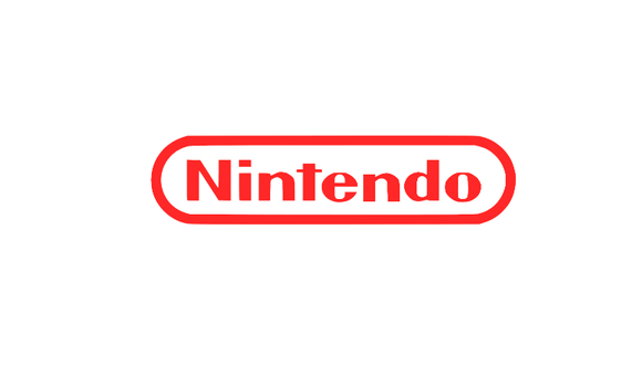 Nintendo Logo Vinyl Die Cut Decal-Fun Fare Decals