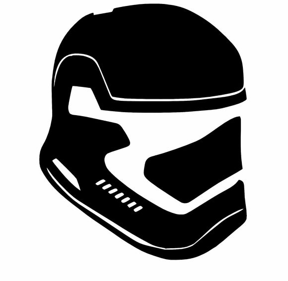 Star Wars Storm Trooper Episode VII Sticker-Fun Fare Decals