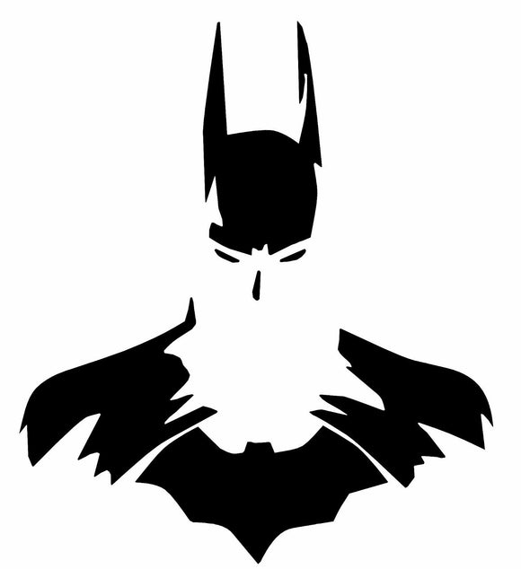 Batman Dark Knight Silhouette Vinyl Decal