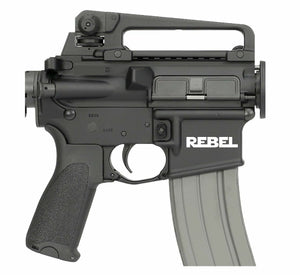 REBEL X2 AR15 Magwell decal star wars magpul dpms ak47 1911 gun ammo rifle ruger-Fun Fare Decals