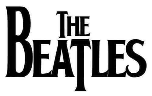 The Beatles Vinyl Decal-Fun Fare Decals