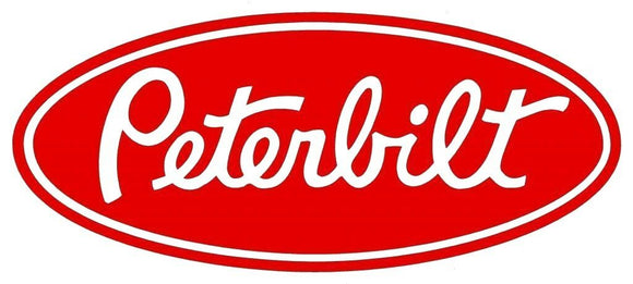 Peterbilt Sticker-Fun Fare Decals