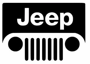 JEEP windshield Vinyl Decal