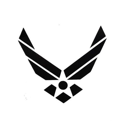 Air Force Die Cut Vinyl Decal FD2106