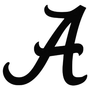 Alabama Crimson Tide Vinyl Decal-Fun Fare Decals
