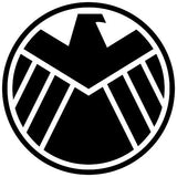 Avengers Marvel Agents of SHIELD Vinyl Decal