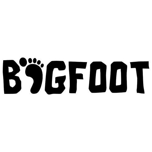 Bigfoot Vinyl Decal-Fun Fare Decals