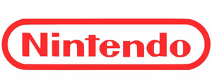 Nintendo Logo Replacement Decal