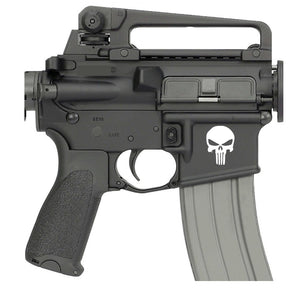 PUNISHER AR15 Magwell Decal-Fun Fare Decals