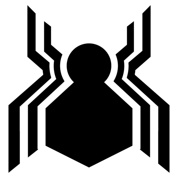 Marvel Spider Man Homecoming Logo Vinyl Decal