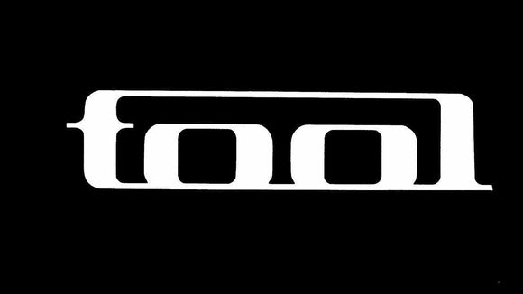 TOOL Die cut Vinyl Decal