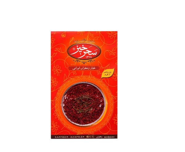 (19.5 grams) Premium Red Persian Saffron (15 grams + FREE 3 grams + FREE 1.5 grams deal)