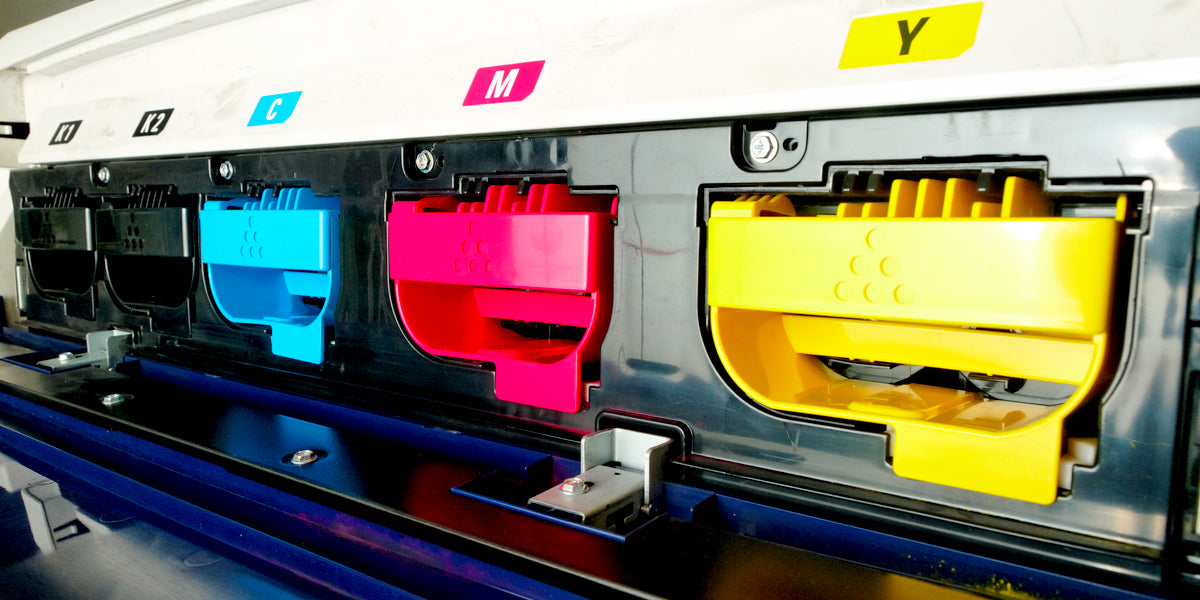 CYMK Printing Ink Colors