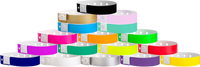 Soft Comfort L-Shape Snapped Solid Colour wristbands