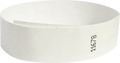 "Tyvek® 3/4"" x 10"" Sheeted Special Wristbands"