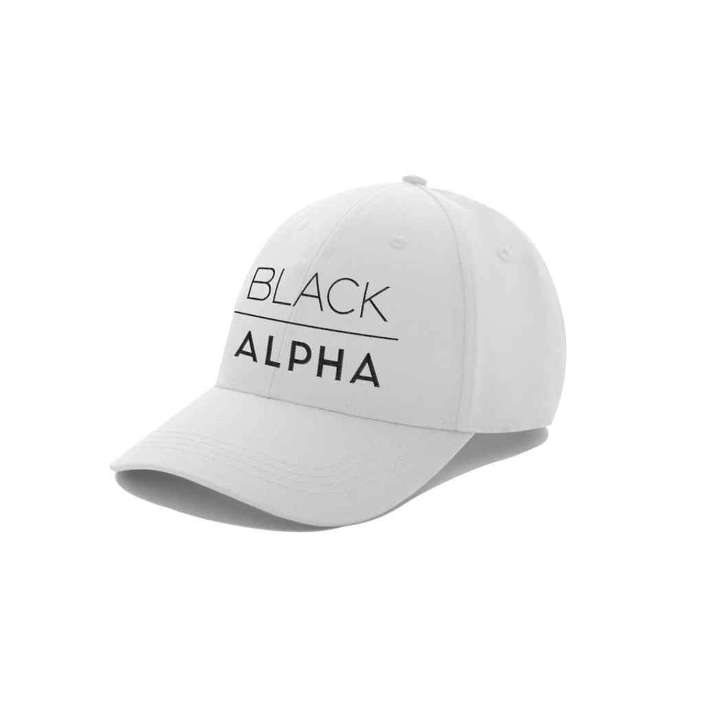 High quality baseball cap from black alpha, adjustable. bodybuilding, max reps, abdominal work out, for abs workout, workout shoulders