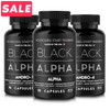 Ultimate Alpha Stack - Black Alpha Supplements