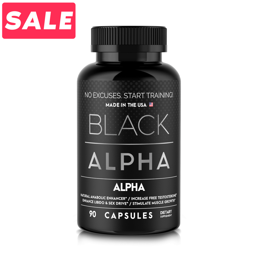 Alpha - Black Alpha Supplements