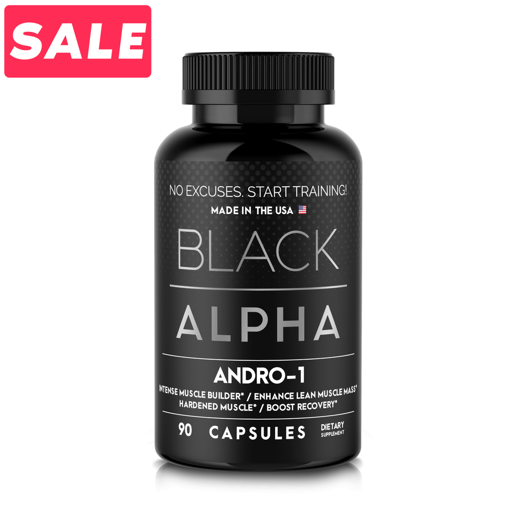 Andro-1 - Black Alpha Supplements