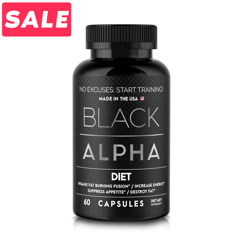 Diet - Black Alpha Supplements