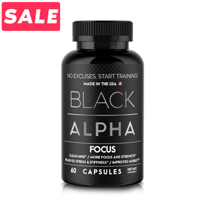 Focus - Black Alpha Supplements
