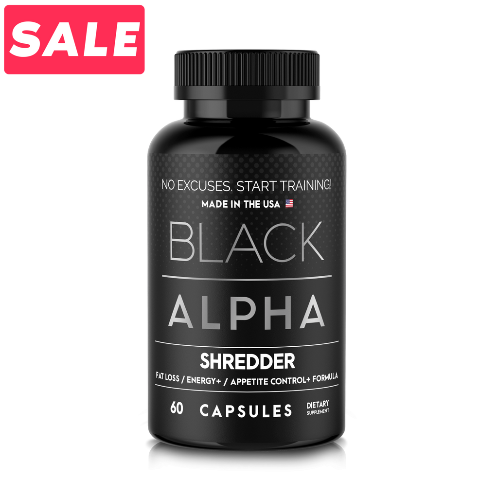 Shredder - Black Alpha Supplements
