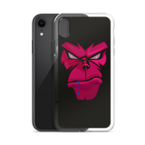 Angry Monkey iPhone Case