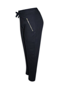 Zipper Yoga Pants
