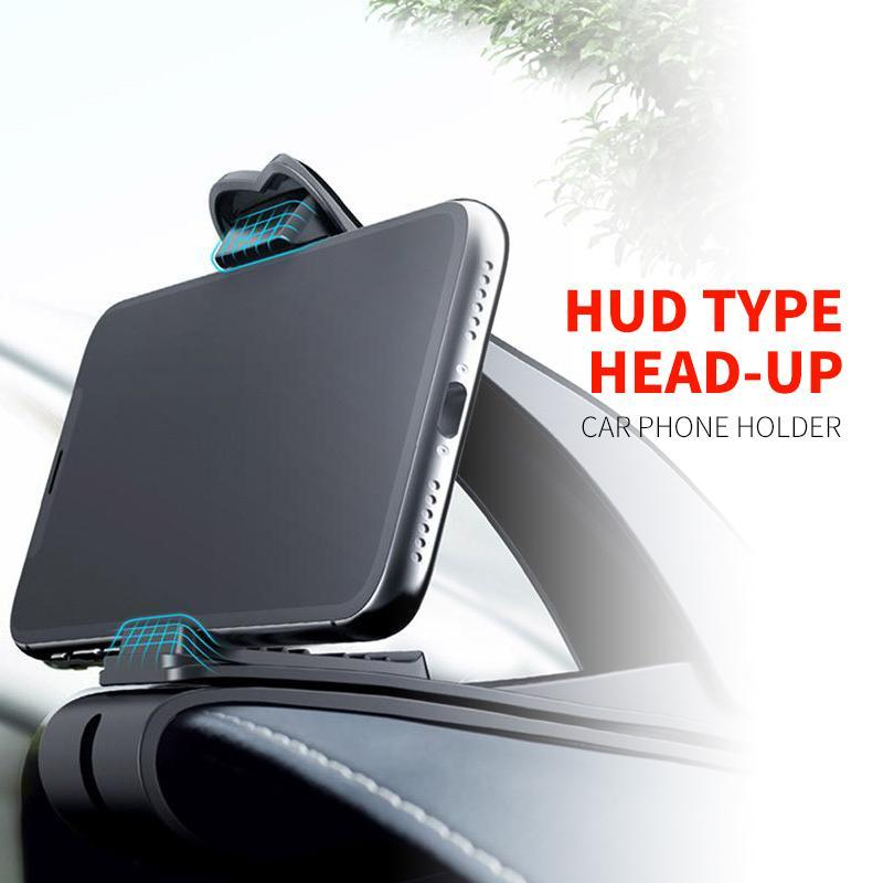 Heyfridays™ Dashboard Phone Clip Holder
