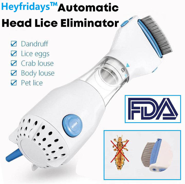 Heyfridays™ - Automatic Lice Eliminator