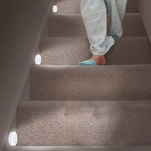 Hands Free Motion-Activated Led Lights